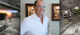 Balaclava Jewellers Showroom, Governors Square, Grand Cayman, Seven Mile Beach, Philip Cadien, Goldsmith, Craft, Commissions